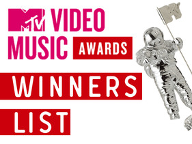 Winners List: 2012 MTV Video Music Awards