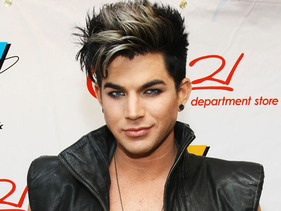 Adam Lambert Talks VMAs!