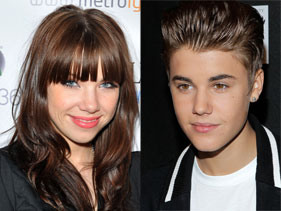 Carly Talks Justin!
