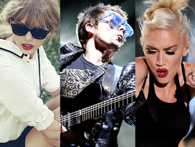 Taylor Swift, Muse And No Doubt To Perform At 2012 MTV EMA!