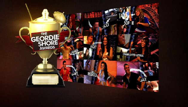 Watch the 'Geordie Shore' Awards NOW!