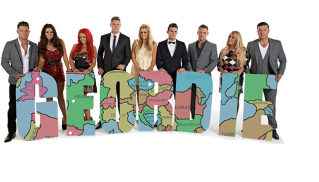 'Geordie Shore' returns for a fifth season!
