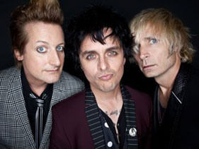 Green Day To Rock The '2012 MTV Video Music Awards!