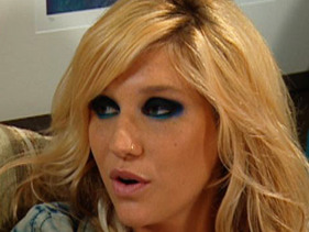 Ke$ha's Crazy Make-Over!