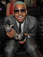 2012 MTV VMA - Backstage Moments