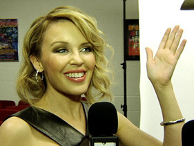 Kylie Minogue Will Appear On 'The Voice'!