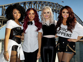 EXCLUSIVE Little Mix Interview!