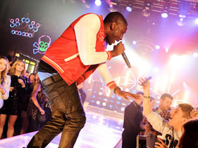 MTV Winter Goes Off With A Chiddy Bang!
