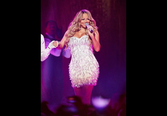 Gallery: Mariah Carey in Sydney 2013