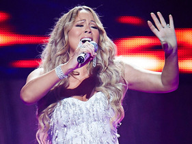 Review: Mariah Carey in Sydney 2013