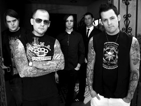 EXCL: Chat With Good Charlotte