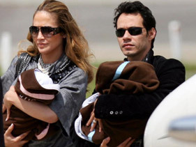 J-Lo And Marc Reunite!