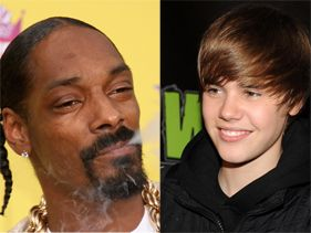 Snoop's Bieber Fever