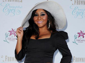 Snooki's NOT Dancing!