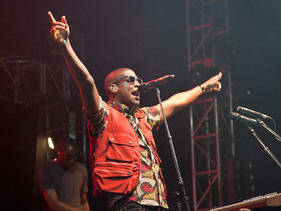 Review: Labrinth at 'Parklife 2012' in Sydney