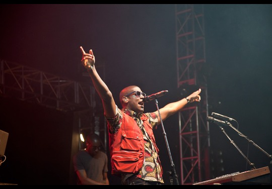 Photos: Labrinth at 'Parklife 2012' in Sydney