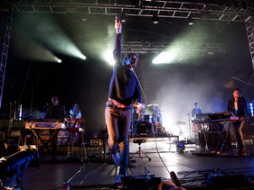 Review: Passion Pit at 'Parklife 2012' in Sydney
