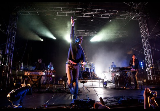 Photos: Passion Pit at 'Parklife 2012' in Sydney