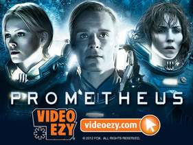 'Prometheus' Is Out Now On Blu-Ray And DVD!