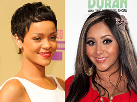 Rihanna Wants To Babysit For Snooki!