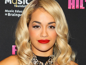 Rita Ora Talks Meeting Pauly D!