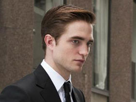 Robert Pattinson Brings 'Cosmopolis' To MTV!