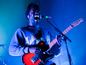 Review: Bloc Party At Splendour In The Grass 2012
