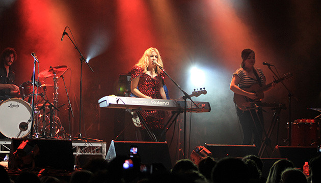 Photos | Splendour In The Grass 2012 - Kate Miller-Heidke.