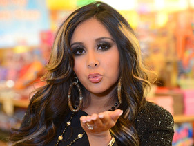 Snooki Shares First Baby Pics Of Lorenzo!
