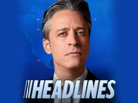 Check Out 'The Daily Show: Headlines' App!