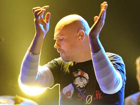 Review: The Smashing Pumpkins At Splendour In The Grass 2012