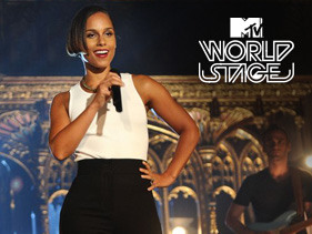 MTV World Stage: Alicia Keys