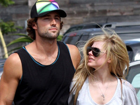 Brody And Avril Split?