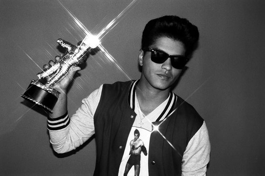 Photos | 2011 MTV EMA Nominees - Bruno Mars.