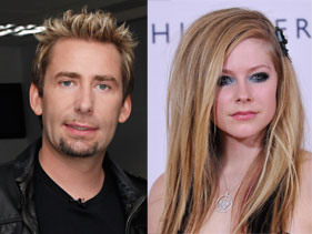Avril Lavigne And Chad Kroeger's Surprise Engagement!