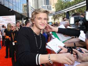 Cody Simpson's Aussie Fashion Gig!