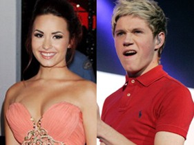 Niall Horan Reaches Out To Demi Lovato!