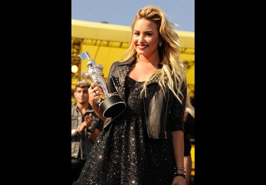 2012 MTV VMA - Winners