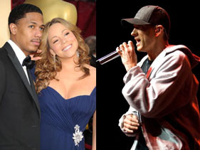 Nick Cannon VS Eminem: Round 4