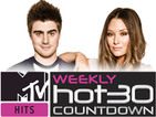 MTV Hits Weekly Hot30 Countdown