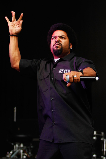 Photos | Supafest 2012 - Ice Cube performing live on stage at Supafest 2012 in Sydney on 15 April 2012.