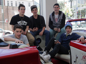 The Janoskians Chat About Their New Single!