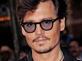 Johnny Depp Scoops The 'MTV Generation Award'