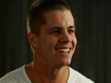 Johnny Ruffo Interview 2012