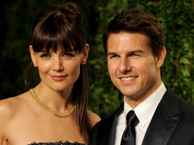 Tom Cruise And Katie Holmes Have Officially Divorced!