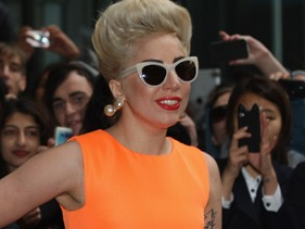 Lady Gaga Hosts 4th July Party Down Under
