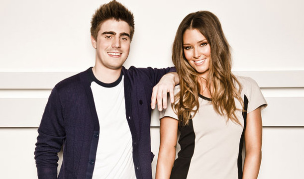Photos | MTV Hits Weekly Hot30 Countdown - Matty Acton and Erin McNaught.