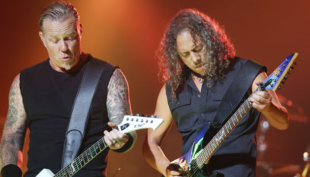 Metallica talk new album