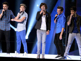 One Direction Make Their VMA Debut!