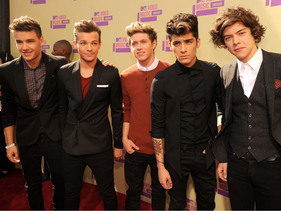 2012 MTV VMA Red Carpet!